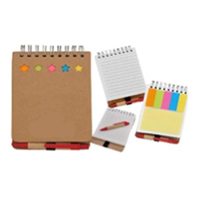 Crazy Ideas - Bloco de anotações reciclado.
