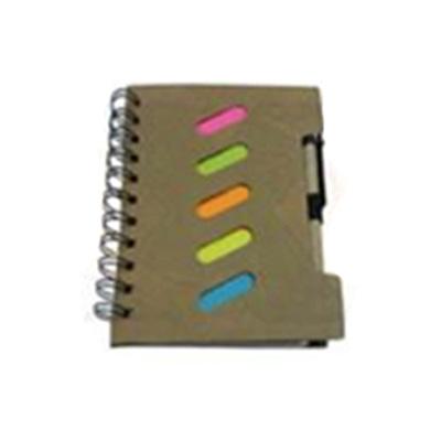 crazy-ideas - Bloco de anotações em capa dura.