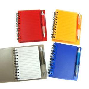 Crazy Ideas - Caderno com caneta esferográfica