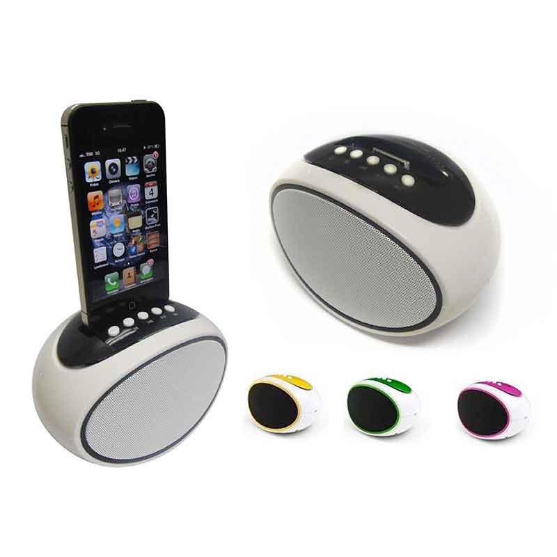 Crazy Ideas - Apple iPhone mini speaker.