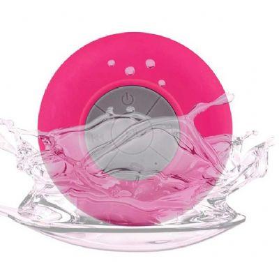 Crazy Ideas - Caixinha de som Bluetooth resistente à água