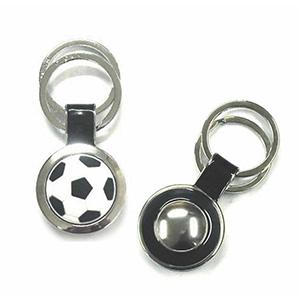 crazy-ideas - Chaveiro no formato de uma bola de futebol
