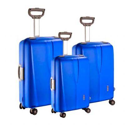 Conjunto de malas de viagem com alça ajustável