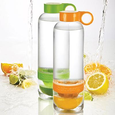 crazy-ideas - Garrafinha personalizada para infusão de frutas.