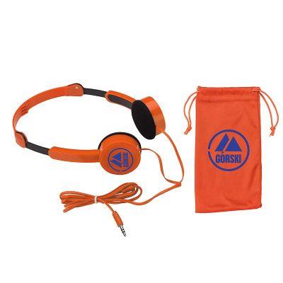 Crazy Ideas - Fone de ouvido ajustável com embalagem individual