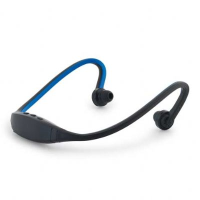 crazy-ideas - Fone de ouvido Bluetooth confeccionado em ABS e silicone