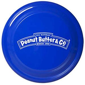 crazy-ideas - Fresbee em PP, com design aerodinâmico, super resistente. Diversas cores.