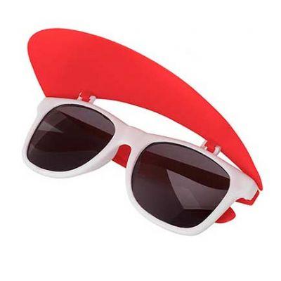 Crazy Ideas - Óculos com viseira personalizado