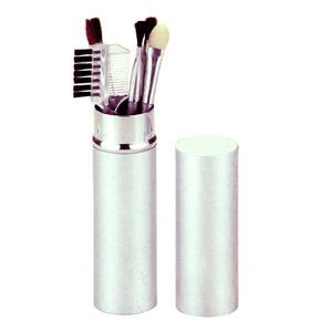 crazy-ideas - Conjunto de maquiagem com embalagem tubo alumínio