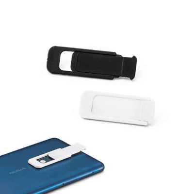 crazy-ideas - Protetor para webcam com tampa deslizante e autocolante no verso