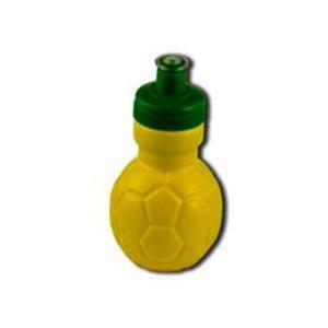 crazy-ideas - Squeeze formato bola e cores da seleção brasileira de futebol