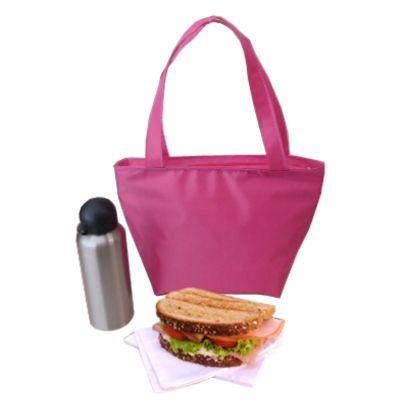 - Bolsa térmica Mini: o tamanho ideal para levar seu lanche na correria do dia-a-dia. Design simpático podendo ser personalizada com estampas exclusivas...