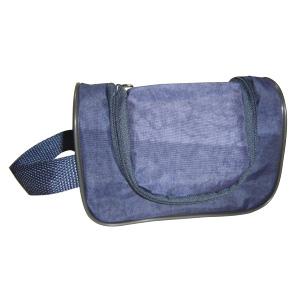Ecofábrica - Necessaire Personalizada - nº 12. Dimensões: 20 (comprimento) x 13 (altura) x 9 (profundidade) cm. Material: nylon estonado.