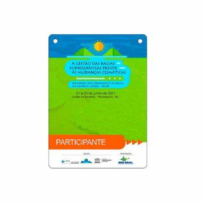 IBC Cartões - Credencial em PVC