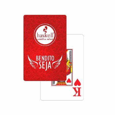 IBC Cartões - Baralho de Brinde