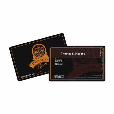 IBC Cartões - Cartão em PVC