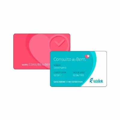 IBC Cartões - Cartão Personalizado