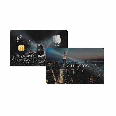 IBC Cartões - Cartão Magnético