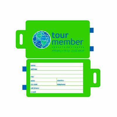 IBC Cartões - Tags de Bagagem