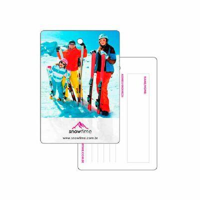 IBC Cartões - Etiqueta de Bagagem