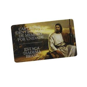 IBC Cartões - Cartão personalizado com diversos tipos de impressões.