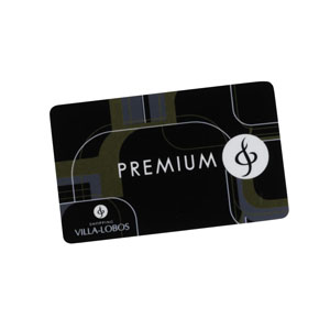 IBC Cartões - Cartão magnético, com impressão personalizada.