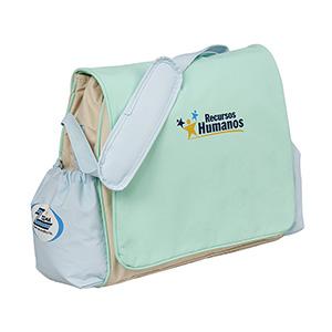 kriart-brindes - Bolsa Maternidade com Compartimento Térmico.
