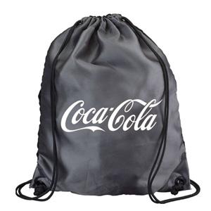 Artebelli Promocional - Mochila saco personalizada confeccionada em nylon de alta qualidade, com alças e fechamento em cordão. Seus clientes lembrados com um produto pratico...