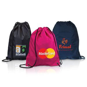 Artebelli Promocional - Mochila saco personalizada