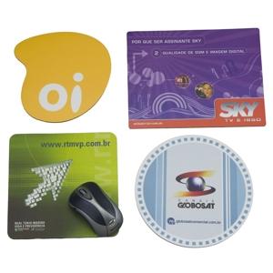 artebelli-promocional - Mouse pad personalizado, confeccionado em material de alta qualidade, em diversos formatos, cores e tamanhos e gravação a sua escolha. Ofereça a seus...