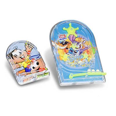 artebelli-promocional - Pinball personalizado cromia disponível em 2 tamanhos.