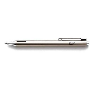 Ótima Gráfica - Caneta Esferográfica Lamy Econ 240 Prata. Surpreendentemente simples. Uma caneta com design limpo e discreto, que fascina por seus detalhes originais....