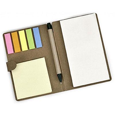 Malgueiro Brindes - Bloco de anotações personalizado