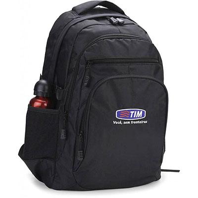 - Mochila personalizada com revestimento e notebook reforçada, 2 bolsos frontais , porta squeeze lateral e alças ajustáveis. Pronta entrega em 48 horas....