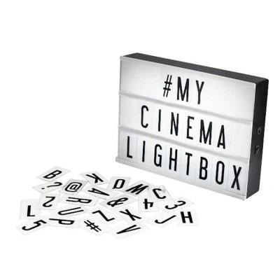 Luminati Brindes - Mini Box Light Cinema