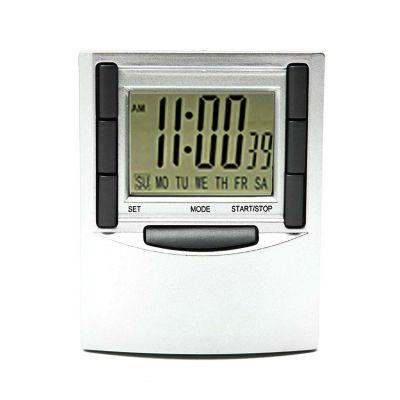 Redd Promocional - Relógio de mesa LCD digital para brindes.