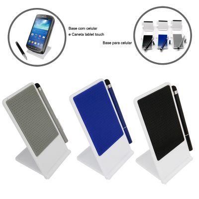 Redd Promocional - Porta celular e caneta tablet personalizados.