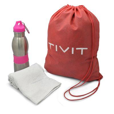 Redd Promocional - Kit fitness.