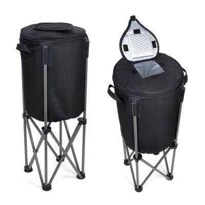 Redd Promocional - Cooler em poliéster para brindes corporativos.