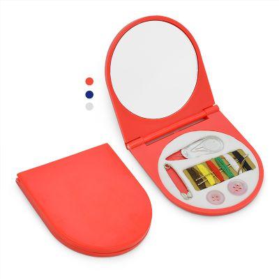 Redd Promocional - Kit costura personalizado com espelho.