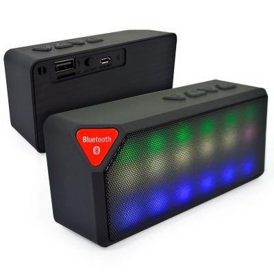 Redd Promocional - Caixa de som bluetooth com gravação personalizada.