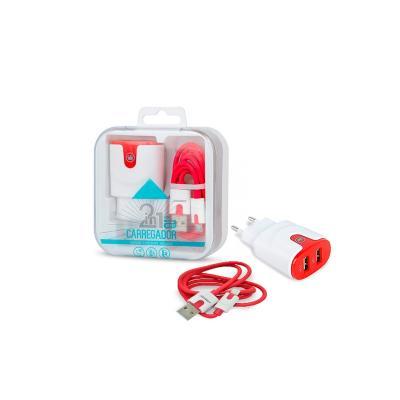 Redd Promocional - Adaptador de Tomada USB Personalizado 1