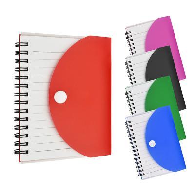 redd-promocional - Bloco de Anotações de Plástico com Pautas Personalizado 1