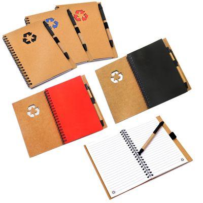 Redd Promocional - Bloco de anotações ecológico personalizado.