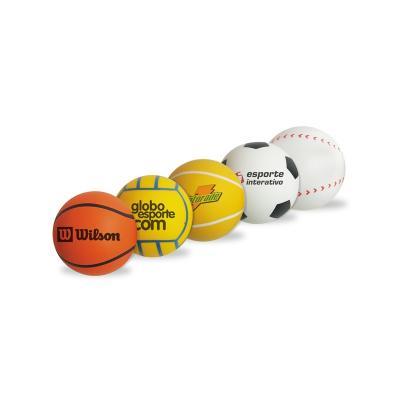 Bolinha Anti-Stress Esportes Personalizada 1