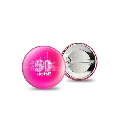 Botton de Metal 35mm Personalizado 1 - Redd Promocional