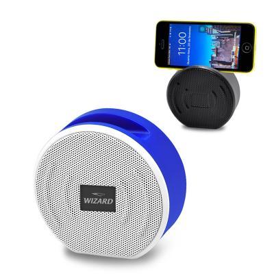 Caixa de Som Bluetooth com Suporte para Celular Personalizada 1 - Redd Promocional