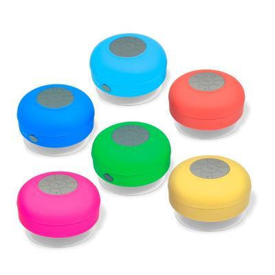 Redd Promocional - Caixa de Som Bluetooth Resistente à Água 1