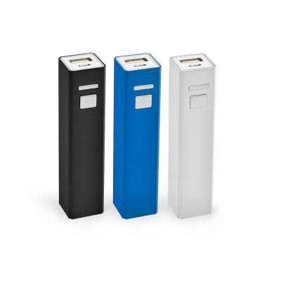 Carregador Portátil Power Bank 2600mAh Personalizado 1