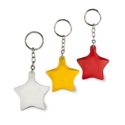 Redd Promocional - Chaveiro Anti-Stress Formato Estrela Personalizado 1